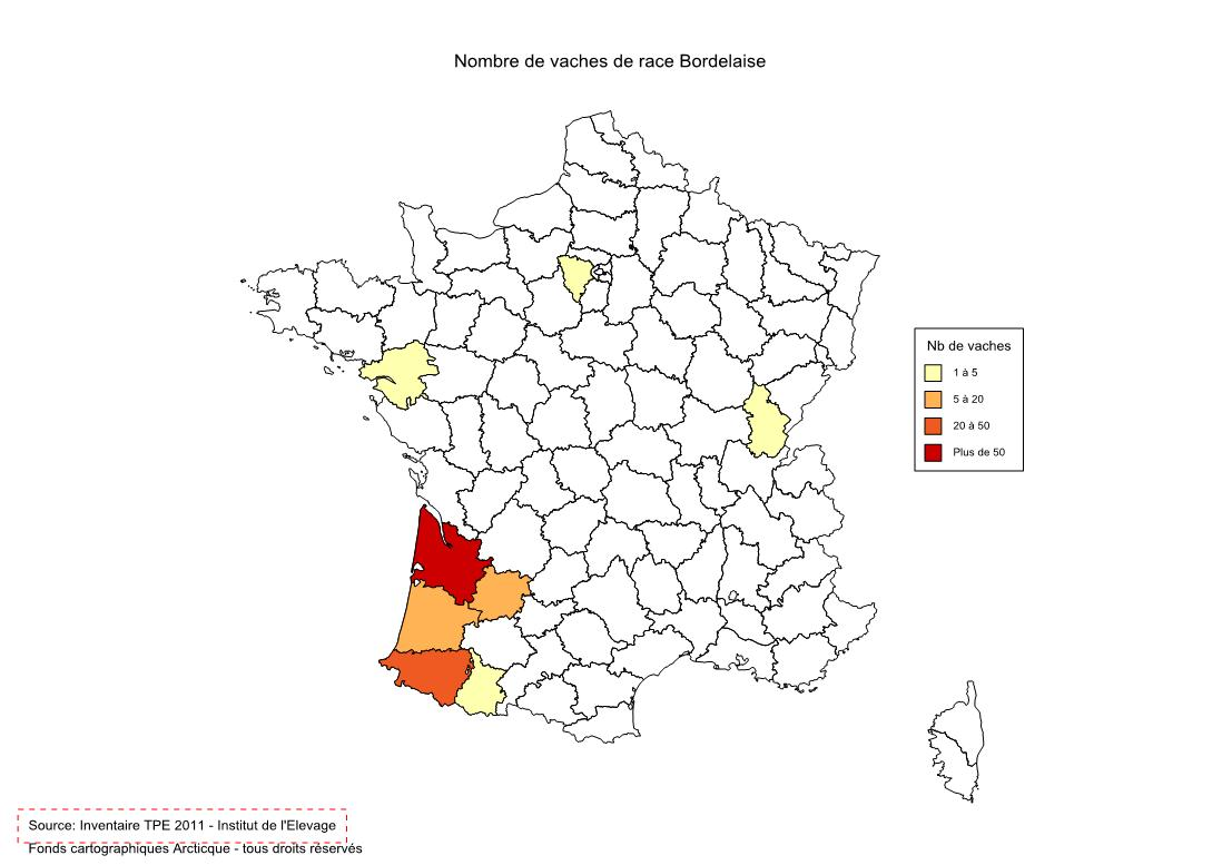 Bordelaise carte